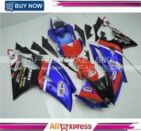 Thick Clear Coats Painted ABS Fairing Body For Yamaha Fairings YZF R6 08 14 Custom Design OEM Fitment Guarantee