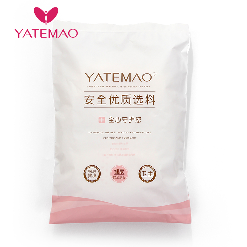 YATEMAO 10pcs Disposable Breast Pad Mommy Nursing Pads Breastfeeding Pads Spill Prevention Maternity Mommy Leakproof Pads