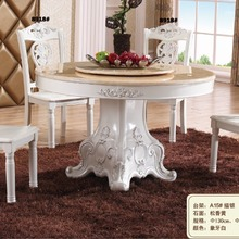 Glass Table Mesas Wooden Furniture New Arrival Antique No Cl