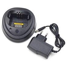 110 240V Radio Batterij Desktop Lader Voor Motorola CP200 CP040 CP200D EP450 CP140 CP150 CP160 CP180 GP3688 Radio walkie Talkie