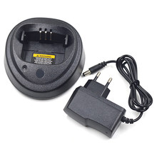 110 240V Radio baterii ładowarka biurkowa dla Motorola CP200 CP040 CP200D EP450 CP140 CP150 CP160 CP180 GP3688 Radio Walkie Talkie