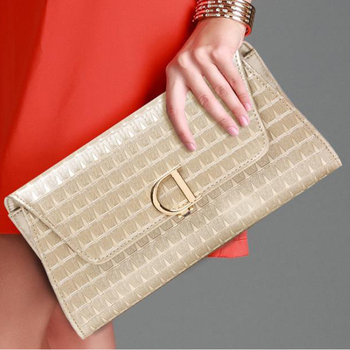 2020 New Vintage Genuine Leather Women's Clutch Bags for Vintage Shoulder bag Messenger Bag Clutch Crossbody Bag Beige Female фото