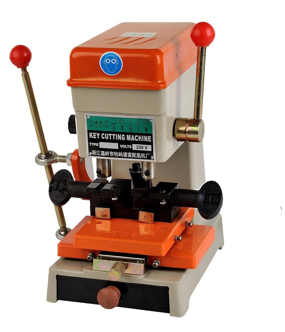 Defu 339C Duplicado de cortador de llave de corte de la máquina de herramientas de cerrajería