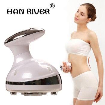 Portable Ultrasonic Body Slimming Massager Cavitation Fat Removal Photon Radio Cellulite Reduce Body Shaping Equipment