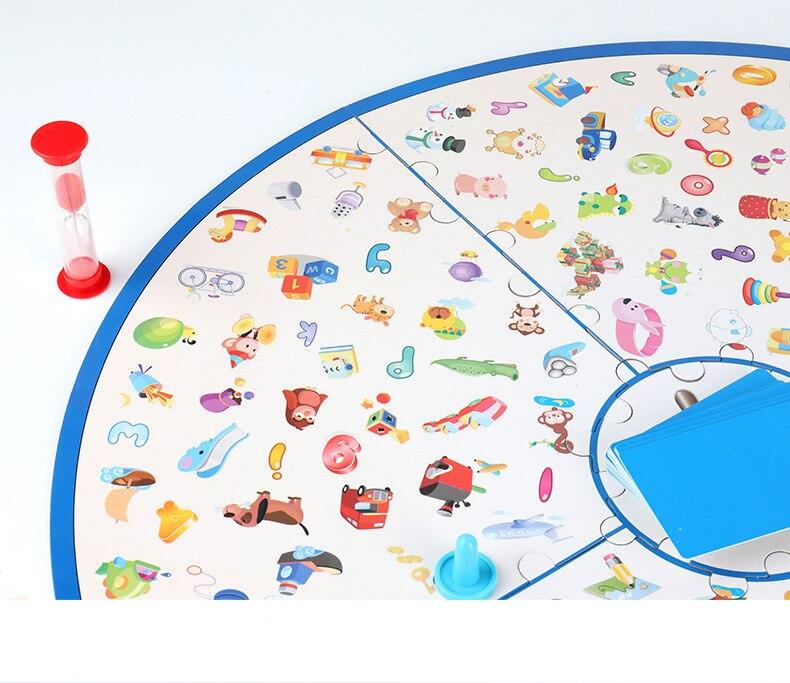 Brinquedos Puzzle Observar a Força de Reação Do Jogo Interativo