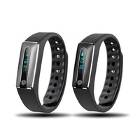 NFC Waterproof Smart Pedometers Sport Gauge Fitness Bracelet Pedometer Step Tracker Pedometer Distance Calculation Counter