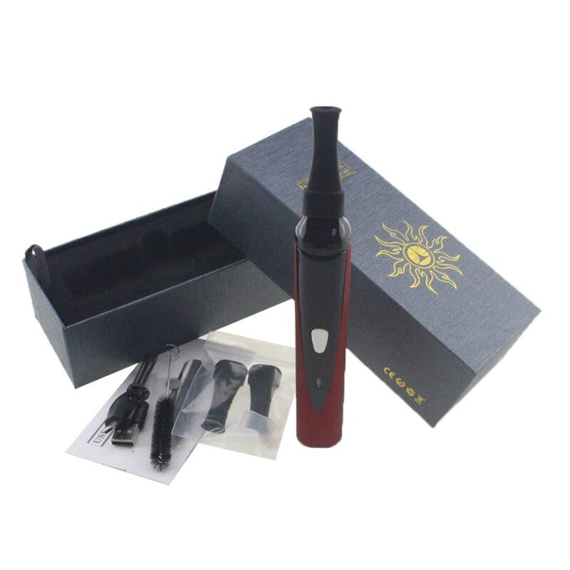 Jstar Titan I kits dry herb vaporizer electronic cigarette Titan 1 temp contorl 2200mah herbal dry wax vape pen Titan 2 Wax