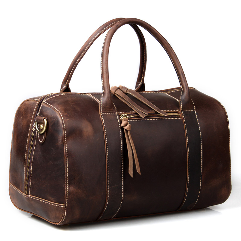 Cattle crazy horse vintage leather handbag large bag travel bag cowhide cross-body male 30703 luggage antigenic epitopes expressed during fascioliasis in cattle
