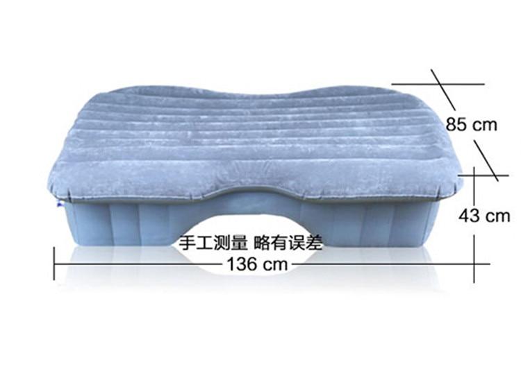 avtomobil potovanje napihljivi zračni blazini hrbtni sedež - Dodatki za notranjost avtomobila - Fotografija 5