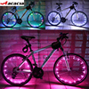 ACACIA Safety Warning Bicycle Lights Waterproof Mountain Road Bike Front Rear Spoke Colorful Wheel Decoration Lamp