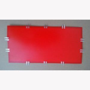 20x10 см cuttable el подсветка el фольга el подсветка панель с инвертором и разъемом