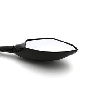 Image 2 - Neue LED Blinker Indikatoren Motorrad Rearview Außenspiegel Retroviseur Clignotants Moto Für Honda CBR 250 600 900 1000 RR