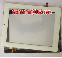 Black New 8 Inch GOCLEVER TAB M813G Tablet Capacitive Touch Screen Panel Digitizer Glass Sensor Replacement