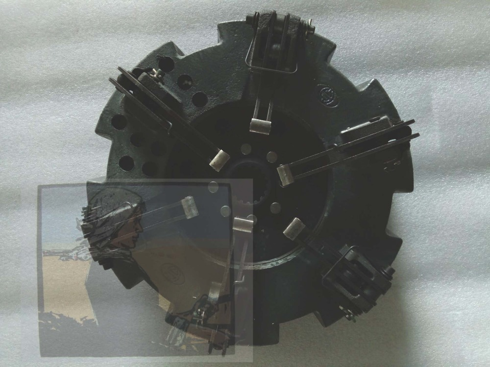 цена на Foton Lovol tractor TA1000 series parts, the clutch assembly with PTO separated disc, part number: TC0321101000