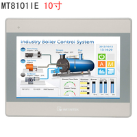 Original New Weinview Touch Screen 10 1 HMI MT8101iE Can Replace MT6100IV3 MT6100IV5 MT8100IE With Box