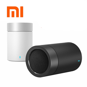 Image 1 - Original Xiaomi Mi Bluetooth Speaker 2 Portable Wireless Mini  Hands free microphone BT4.1 Speaker for IPhone and Android Phones
