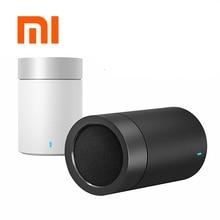 Oryginalny głośnik Xiao mi mi Bluetooth 2 przenośny bezprzewodowy mi ni głośnomówiący mi crophone BT4.1 głośnik do iphone i telefony z androidem