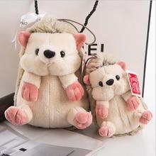 цена на Hot Sale Cute Cartoon Hedgehog Soft Plush Toys Stuffed Animal Plush Doll Toy Children Birthday Gift Kids Gifts