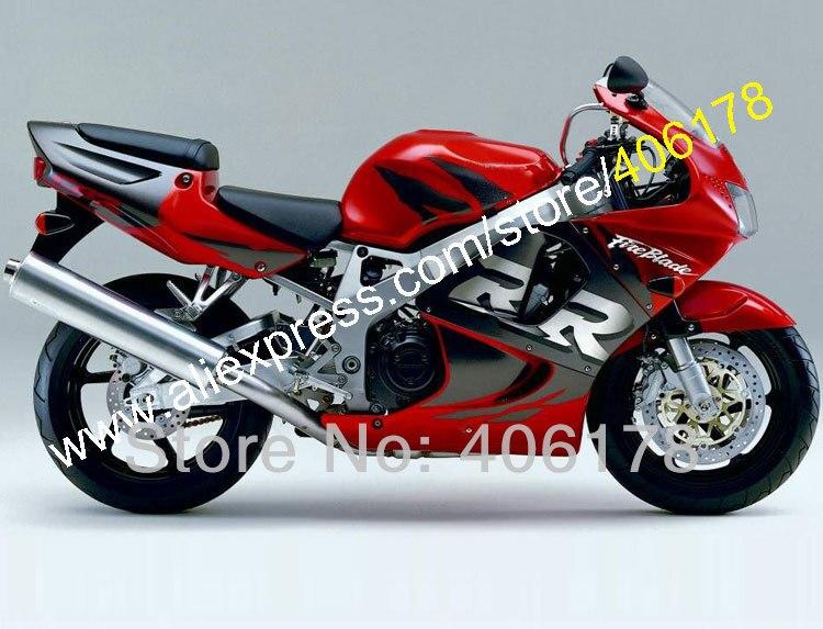 Hot Sales,cheap Red Fairing ABS Body Kit For CBR900RR 98 99 CBR-900RR 1998-1999 CBR 900RR 919 98 99 1998 1999 moto fairing kit