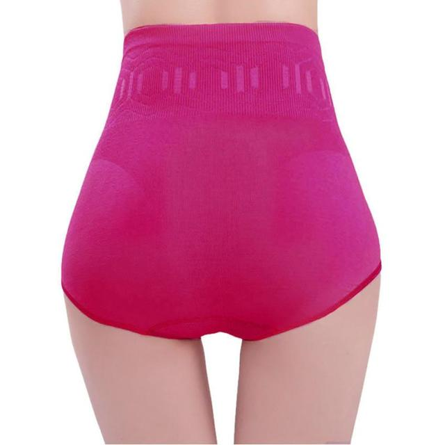 JAYCOSIN Sexy Womens High Waist Tummy Control Body Shaper Briefs Slimming Pants Wear Bamboo Fiber Women Panties Women JA17