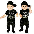 Summer Boys Clothes 2016 New Baby Boy Clothing Set Pattern Toddler Boys Clothing Letter Kids Clothes Children Clothing Set