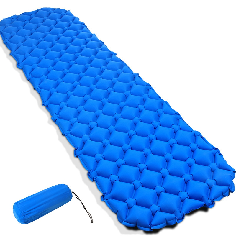Outdoor inflatable mats moisture proof air cushion outdoor mat for camping tent