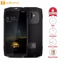 Blackview BV9000 IP68 Waterproof Shockproof Mobile Phone Android 7.1 5.7 Screen 4GB RAM 64GB MT6757CD Octa core NFC 4G OTG 13MP