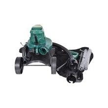 ZJMZYM 3 в 1 D5881/VB-RTK-500 электрическая машина для всасывания листьев четырехколесная ручная 1600 Вт Мощный воздуходувка листьев и вакуумный 220 В/50 Гц