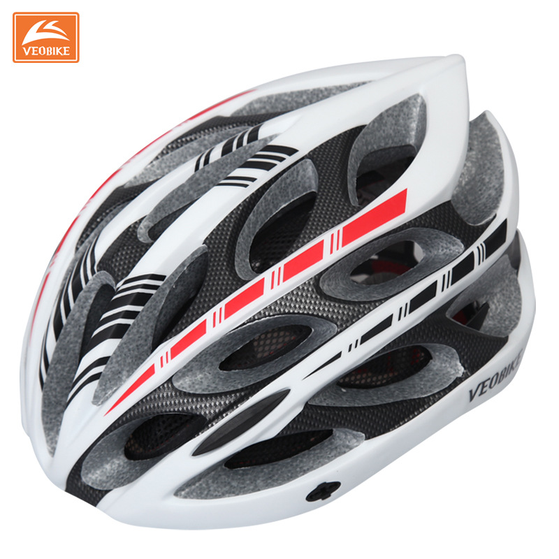 Online Shop Veobike Breathable Cycling Helmet Mountain Bike