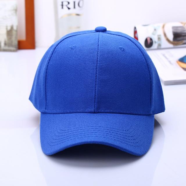 Black Baseball Cap  2