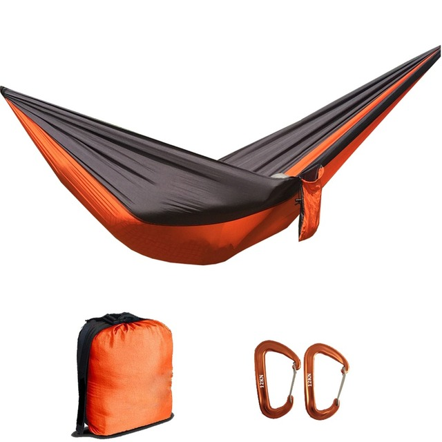 210t nylon parachute light weight 2 person hammock with hammock ropes and aluminum carabiners for camping 210t nylon parachute light weight 2 person hammock with hammock      rh   aliexpress