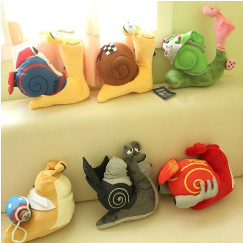 Candice guo! cartoon Plush toy stuffed doll Turbo Snail Whiplash Burn Smoove Move White Shadow birthday Christmas gift 1pc candice guo funny creative simulational chinese chess plush toy cushion pillow birthday gift 1pc