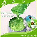 500Pcs/lot Six times concentrated aloe vera gel perfectly natural acne face cream 30G DHL Free shipping