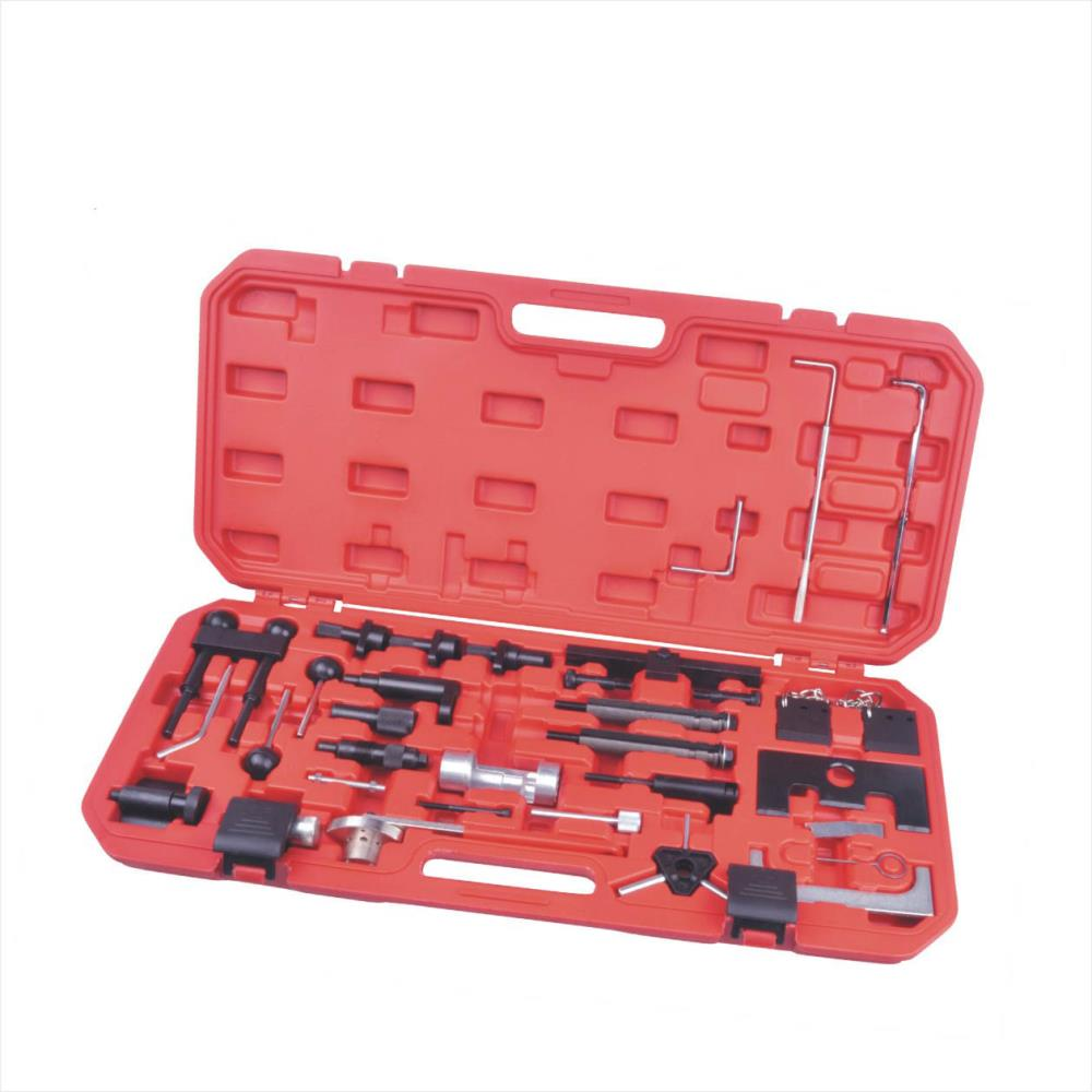 Professional For VW Audi Vag Master Engine Timing Tool Set Kit Petrol Diesel Auto engine timing crankshaft locking setting tool kit for vw audi seat skoda vag 1 6
