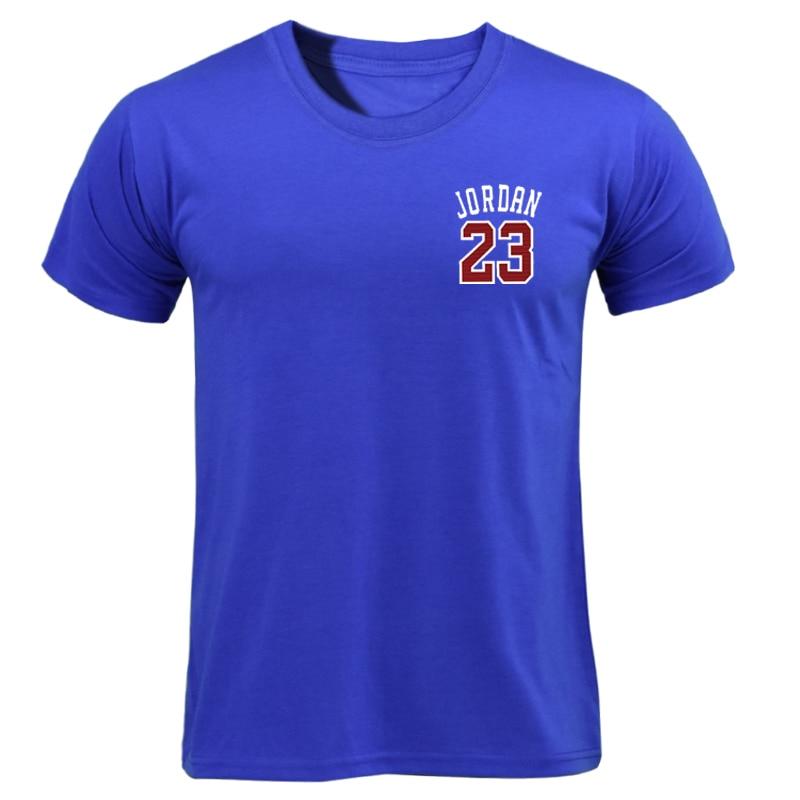 Swag T-Shirt Brand Clothing Jordan 23 Men T-shirt Cotton Print Men Women T Shirt Homme Fitness Camisetas Hip Hop Tshirt 2018 New Футболка