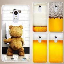 Beer love phone covers for Xiaomi Mi Redmi Note 3 3S 4 4A 4C 4S 5 5S Pro