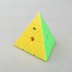 MOYU Magnetic Pyramid Speed Magic Cube Puzzle Toys