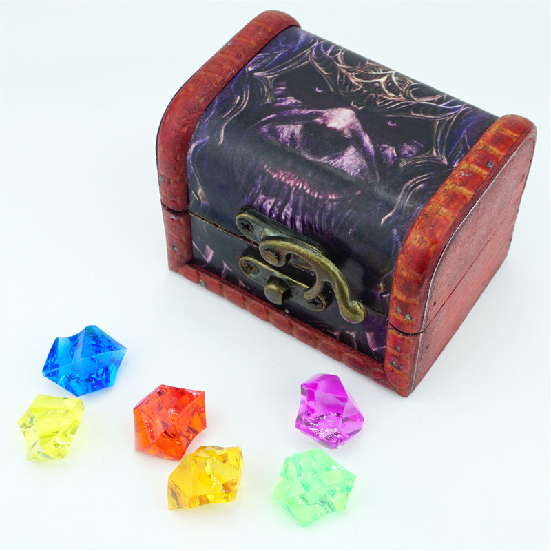 Infinity Stones Set Of All 6 Gems Avengers Infinity War Acrylic Beads Jewelry Accessories Cosplay Diy Props Gift In Beads From Jewelry Accessories On