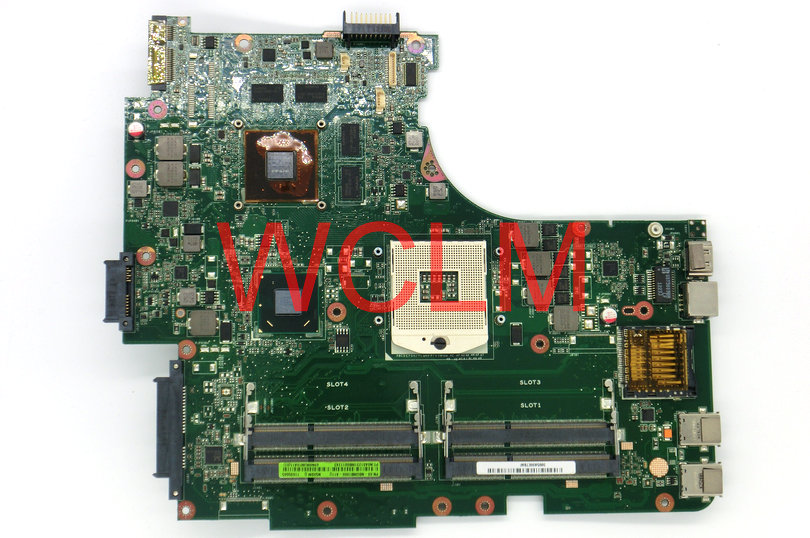все цены на free shipping NEW brand original N53SM N53S N53SV laptop motherboard MAIN BOARD REV 2.2 60-NBGMB1000-A11 N13P-GL2-A1 USB 3.0 онлайн