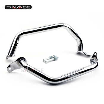 Frame Engine Crash Bar Protector Guard For SUZUKI Boulevard M109R 2006-2017 Motorcycle Accessories - DISCOUNT ITEM  5% OFF All Category