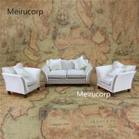 dollhouse 1/12th miniature furniture Fabric sofa and chair set