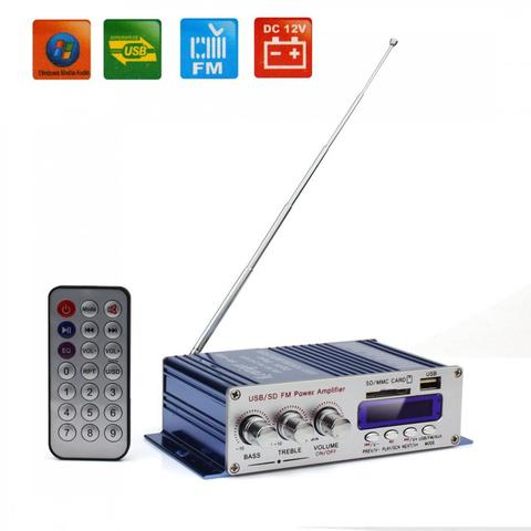 kentiger radio automotivo digital 12v amplificador de potencia com entrada usb e cartao sd com
