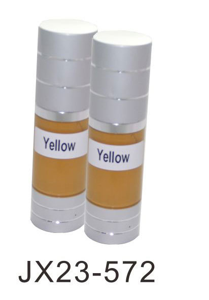 2Pcs 60ml/bottle Yellow Vacuum Sterile Permanent Makeup Pigment Cosmetic Tattoo Ink For Eyebrows Eyeliner Tattoo Supply