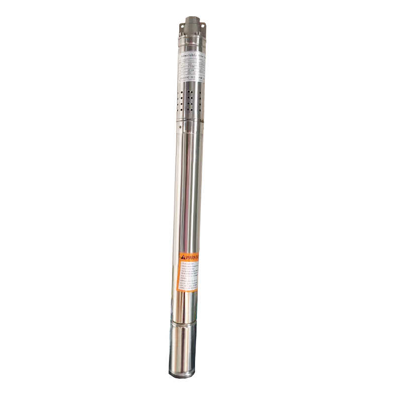 50mm(2 inch)deep well submersible water pump deep well water