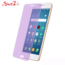 Shezi Anti Blue Meilan Tempered Glass Display Protector Glass Movie For Meizu MX 2 three four 5 Appeal blue Be aware 2 three, Cell Telephone Movie