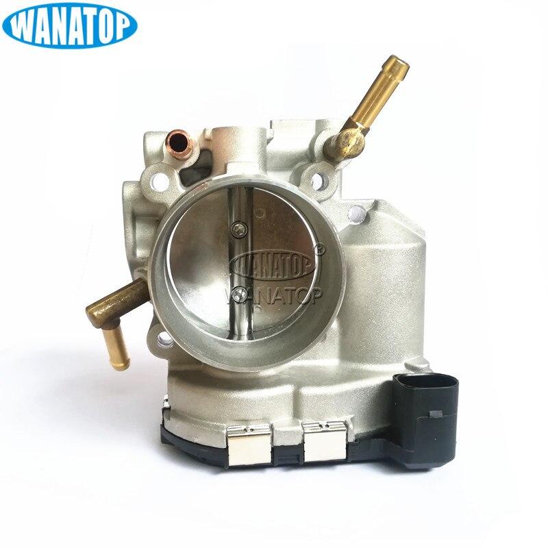 NEW Throttle Body For VW Golf Jetta Beetle SKODA 06A133062Q 0280750061 06A133062D 06A 133 062 Q