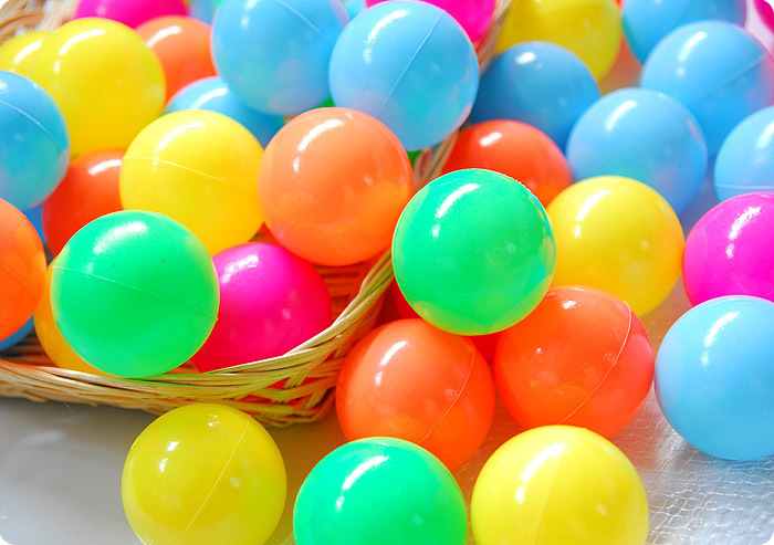 Baby Kids Tent Balls 100 Pcs Lot 7cm Ocean Pool Ball