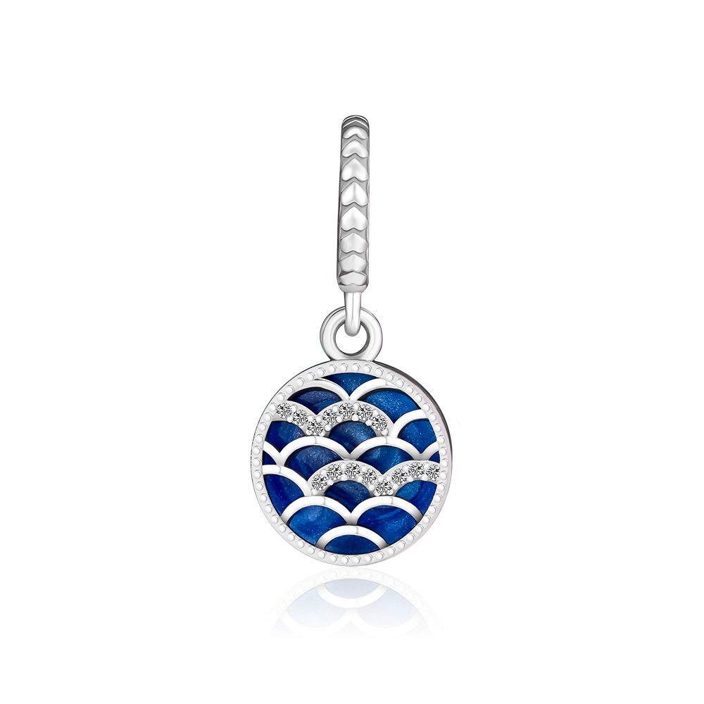 CKK Beads Openwork Charms Authentic 925 Sterling Silver Fits Pandora Bracelet Beads for Jewelry Making pulseira berloque 925 in Beads from Jewelry Accessories