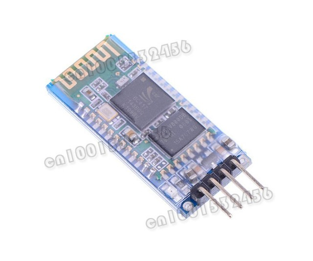 Serial Bluetooth RF Receiver Module RS232 w/ Backplane Enable & State Pin 10076