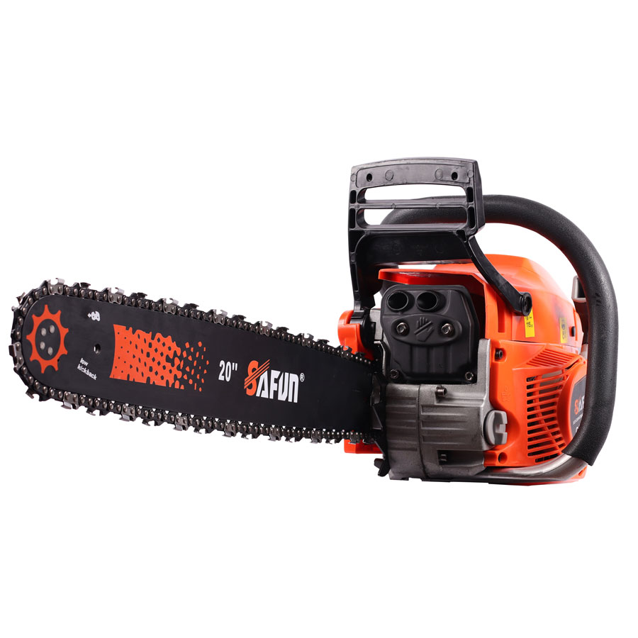 Power Tools Electric Saw Chain Wood Saw Renovation Team Impact Resistant Plastics No-Load Automatic Oil Supply Adjustable